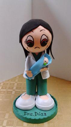 Trenda Lerenda: Fofucha doctora ginecóloga