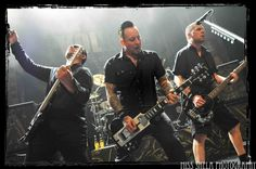 Volbeat live review and photos