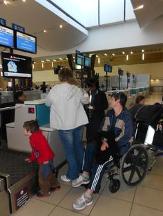 The Bead Co gave an all expenses paid holiday to the McFarlane family as part of a #Neknomination. Here they are checking in to their flight to Vic Falls.  The Bead Co donates 20% of gross profit from MND bracelet sales to J9 Foundation - Joost vd Westhuizen, for its work with MND patients. (Motor Neuron Disease) www.beadcoalition.com Motor Neuron, Brand Building, Neurons, Fundraisers, Beautiful Hands, Fun Things, Charity, Foundation, Events