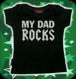 MY DAD ROCKS Dad Rocks, My Dad, Tartan, Dads, Fathers, Father