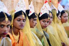 Child Brides: More than 100 million girls in the developing world will be married during the next 10 years. Although the definition of child marriage includes boys, most children married under the age of 18 years are girls.   While the practice has decreased globally over the last 30 years, it remains common in rural areas and among the poorest of the poor.