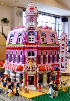 Lego Friends Lovely Hotel                                                                                                                                                                                 More