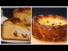Vegan Brioche With Cream Cheese/Cea Mai Buna Pasca Vegana (De Post) - YouTube Sifted Flour, Soy Milk, Dry Yeast, Vegan Vegetarian, Cheese, Cream, Youtube, Brioche, Silk Soy Milk