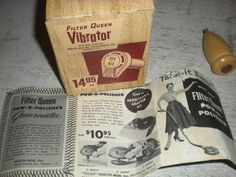 filter queen vibrator