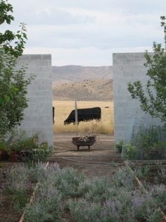 Una fortaleza en medio del desierto / Olson Kundig Architects -