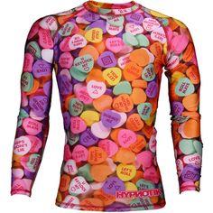 Show your love for all things jiu-jitsu with the limited edition Love Triangle Rashguard from Hypnotik! Rash Guard, Jiu Jitsu, Triangle, Color, Swimming, Medium, Fitness, Swim, Gymnastics