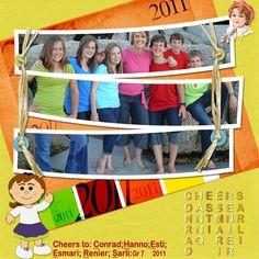 Nov 19 Color challenge - Esti - Gallery - Scrap Girls Digital Scrapbooking Forum