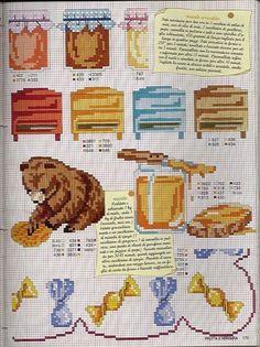 Gallery.ru / Фото #115 - EnciclopEdia Italiana Frutas e verduras - natalytretyak