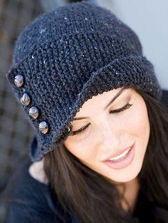 Tweed Cloche Robin Hood Hats by ecollageArt on Etsy, $60.00