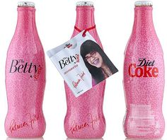 Pink & Diet Coke? Perfection.