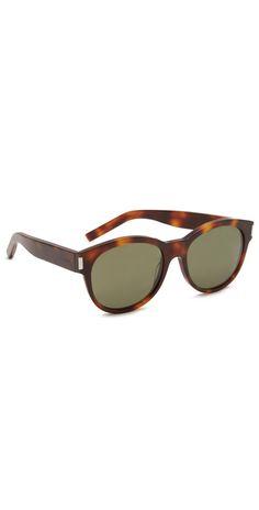 017c2eab1847 Saint Laurent SL 67 Mineral Lens Sunglasses