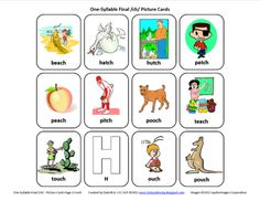 Final CH: Free Speech Therapy Articulation Picture Cards -  Pinned by @PediaStaff – Please Visit http://ht.ly/63sNt for all our pediatric therapy pins