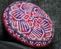 Hazel Tindall: Ismarl knitting pattern