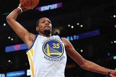 #NBA: Se desata la locura para ver el debut de Kevin Durant con Golden State Warriors