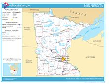 Minnesota - The large majority of residents are of Scandinavian and German descent. The state is known as a center of Scandinavian American culture. In recent decades, substantial influxes of Asian, African, and Latin American immigrants have joined the descendants of European settlers and the original Dakota, Ojibwe, and Ho-Chunk inhabitants.