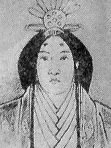 Empress Genmei (元明天皇 Genmei-tennō?, 660 – December 29, 721), also known as Empress Genmyō, was the 43rd monarch of Japan,[1] according to the traditional order of succession.[2] Genmei's reign spanned the years 707 through 715.[3] In the history of Japan, Genmei was the fourth of eight women to take on the role of empress regnant.