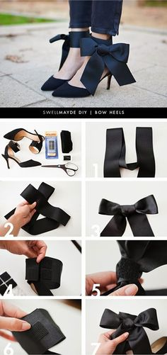 diy shoe hacks every girl needs to see before prom