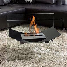 Veniz Fireplace by Bio-Blaze