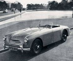 1952 Allard technical data and info Power To Weight Ratio, Monte Carlo Rally, Ford V8, Ac Cobra, Motor Company, Car Manufacturers, Le Mans, Palm Beach, Classic Cars