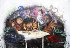 Canvas by Dave de Leeuw (NL)