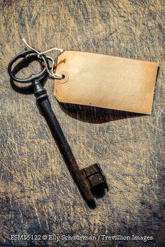 old key·