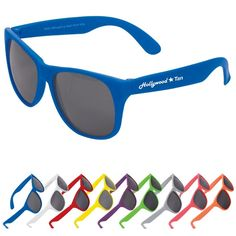 Custom Promotional Sunglasses - Single Tone - Paws 2 Purrfection, LLC - Promotions, Displays & More