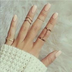 Midi Rings brand new!.. very stylish and cute Jewelry Rings