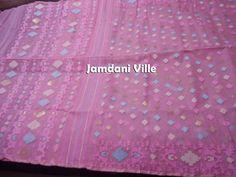 Dhakai Jamdani Saree, Buddha Meditation, Dresses, Design, Vestidos, Dress, Gown, Outfits