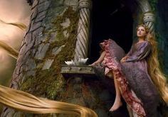 Taylor Swift - Taylor Swift doubles as Rapunzel: Tangled- Annie Leibovitz's Disney Dream Portraits