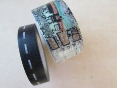 Washi Tape  Double Roll  Street and Cityscape by HazalsBazaar, $5.00