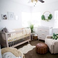 80 stunning neutral nursery design ideas and remodel (5)