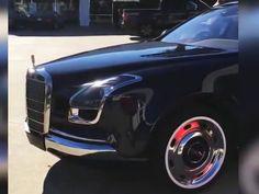 "Mercedes Royale 600"""
