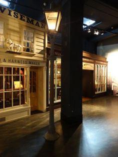 Auckland Museum Centennial Streets