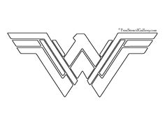Wonder Woman Symbol 02 Stencil - Top 500 Best Tattoo Ideas And Designs For Men and Women Mom Tattoos, Body Art Tattoos, Tattoos For Women, Disfraz Wonder Woman, Armadura Cosplay, Wonder Woman Logo, Wonder Woman Tattoos, Wonder Woman Cosplay, Tattoo Designs