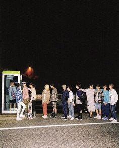 Seventeen || Boys Be Photoshoot | So tumblr!