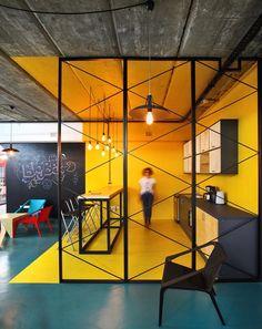 Open Workspace BigBek / SNKH Architectural Studio