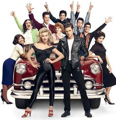 #GreaseLive   Premiere Italiana Giovedì 3 MARZO alle 21:10 su #Rai4! #GreaseLiveIT