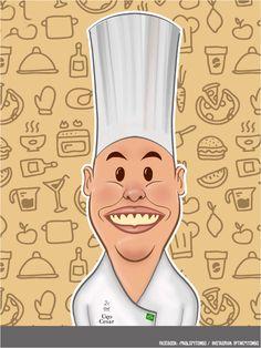 Chef Ugo Cesar