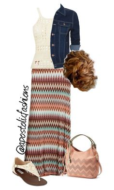 Church This outfit would be appropriate enough to wear to church because its modest and comfortable. It allows you to be cute and comfortable. Maxi Skirt Outfits, Modest Outfits, Casual Outfits, Cute Outfits, Maxi Skirts, Cute Fashion, Modest Fashion, Fashion Shoes, Womens Fashion