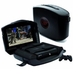 G155-Gaming and Entertainment Mobile System (Xbox 360/ PS3 Not included) by GAEMS, I want one