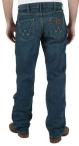 Wrangler® Retro™ River Wash Boot Cut Jean | Cavender's