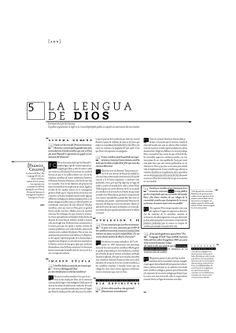Editorial by Guadalupe González, via Behance