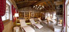 Hotel KRISTALL - Wellnessabteilung