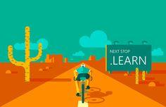 Microsoft GFS - Learning on Behance
