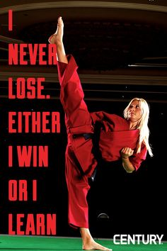 Every lesson is a good one.  #Motivation #MartialArts