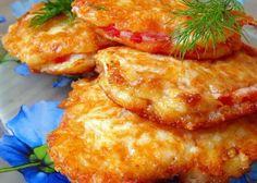 Закуска супер! Интересная закуска: Жареные помидоры в сырном кляре
