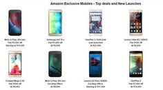 Amazon Great Indian Festival Moto G4 Plus Xiaomi Redmi Note 3 and other smartphone deals - The Indian Express #757LiveIN