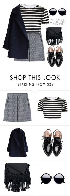 """Untitled #891"" by nikola-sperlikova ❤ liked on Polyvore featuring Tory Burch and Topshop"