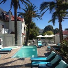 The Glen Boutique Hotel & Spa in Cape Town. We help you find the best boutique hotels in Cape Town.