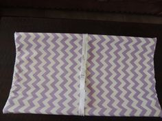 changing pad cover contour changing pad cover lavender by isewjo, $25.00